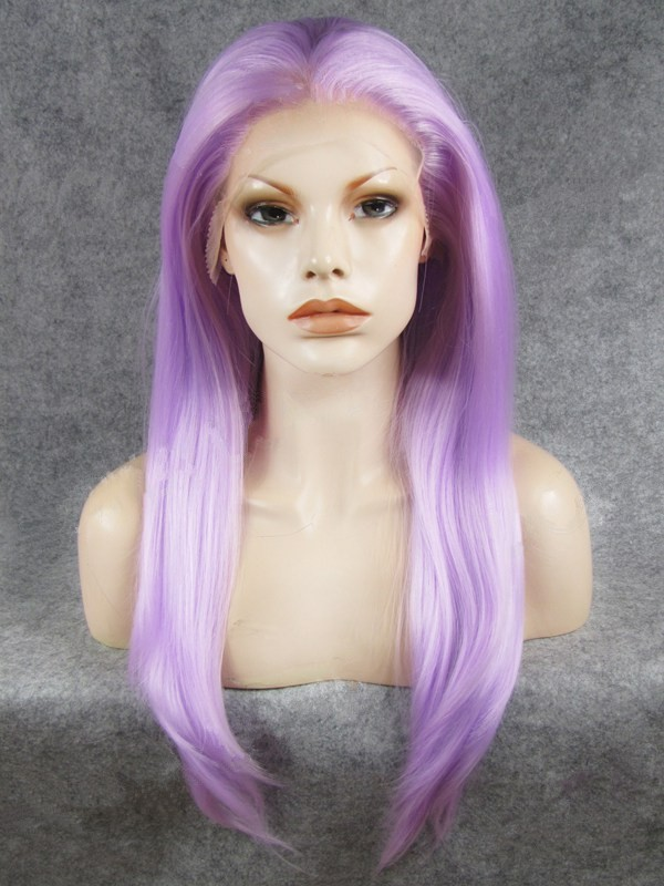 "Orchid 20"" Synthetic Wigs Lace Front Wigs VGW05023"