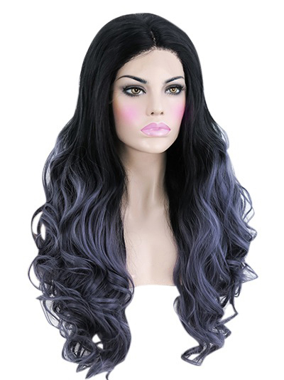 Lace Front Colorful Discount VivHair Wig VGW05140