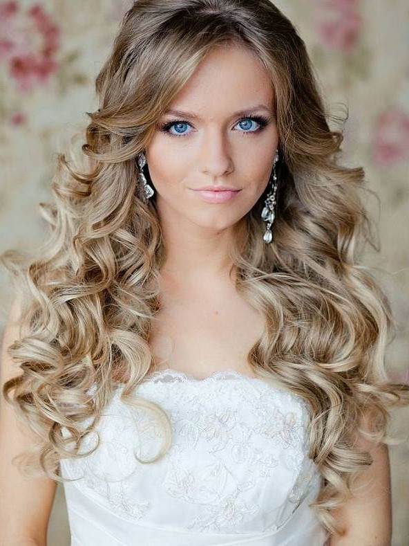 "22"" Blonde Lace Front Wigs VGW06012"