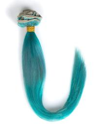 Indian Remy Jade Colorful Clip In Hair Extensions VGE09008