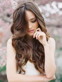 """22"""" Brown Lace Front Wigs VGW06018"""